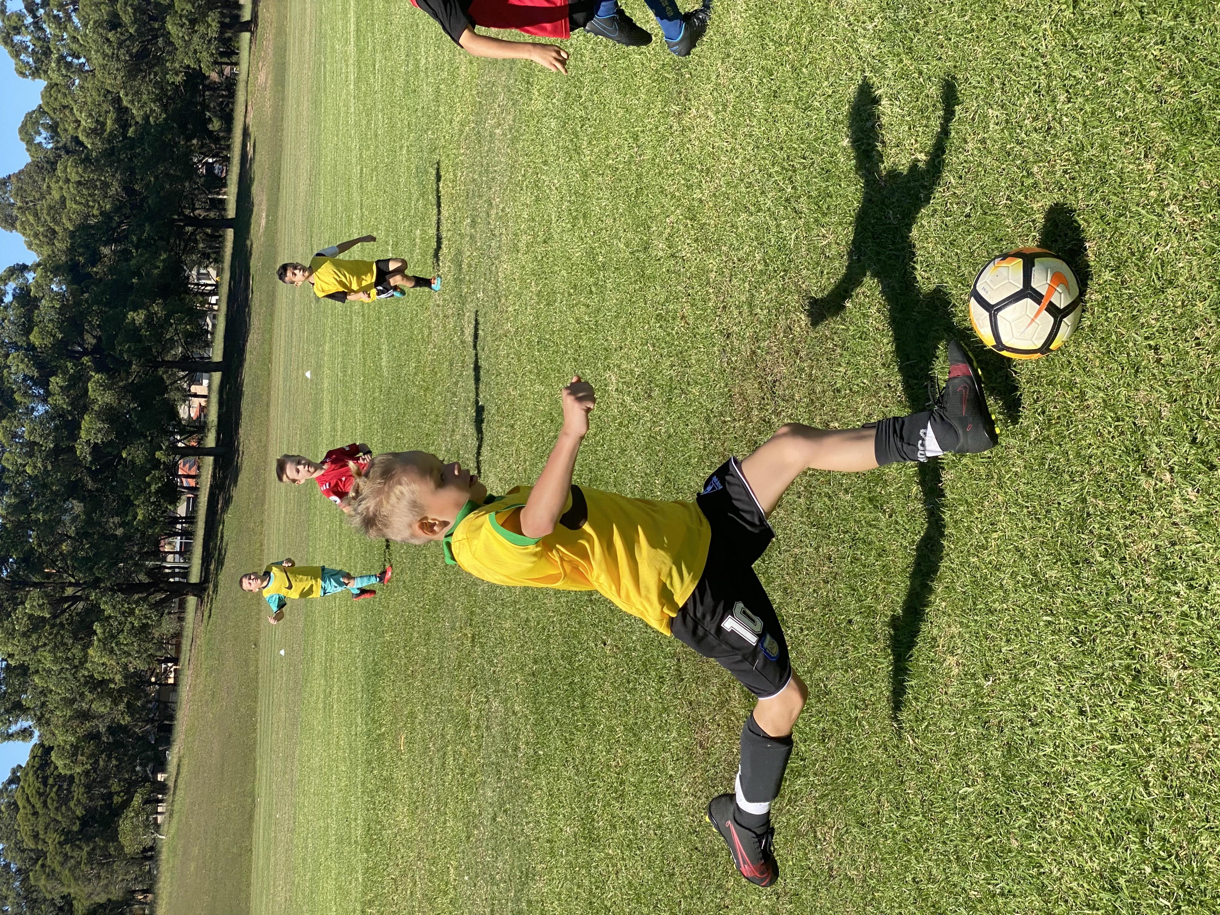 BFA Football Sydney